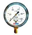 Манометр низких давлений (напоромер) МЕТЕР НМ 06